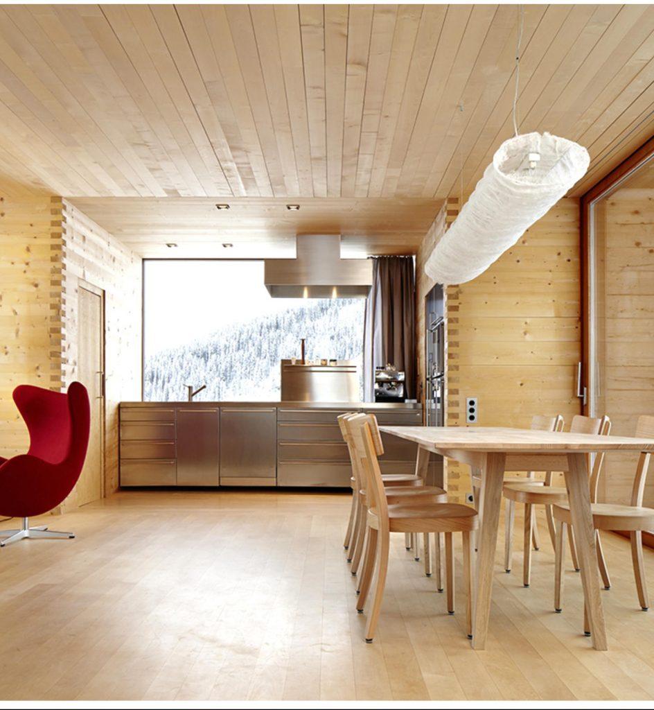 пол и потолок